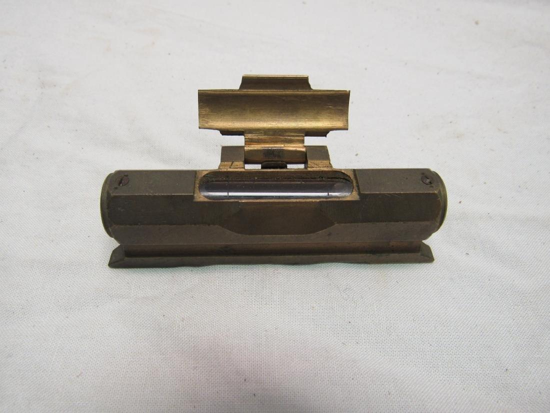 Antique Brass Line Level