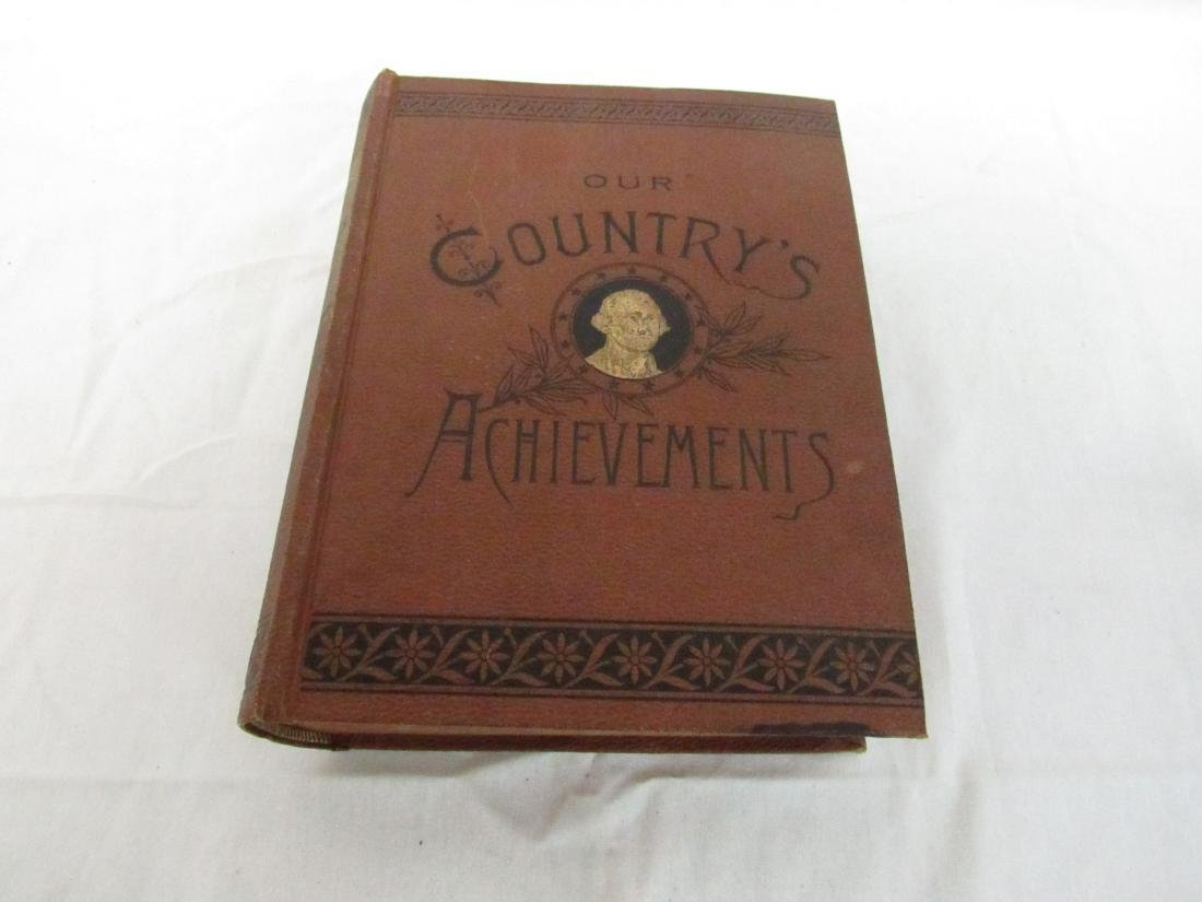 1866 1st Edition Hardback The Story of A Great Nation