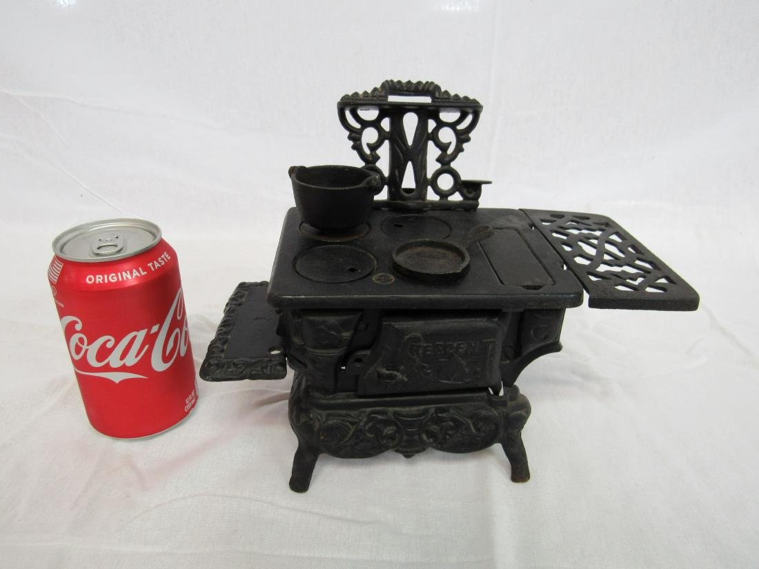 Crescent Childs Cast Iron Stove