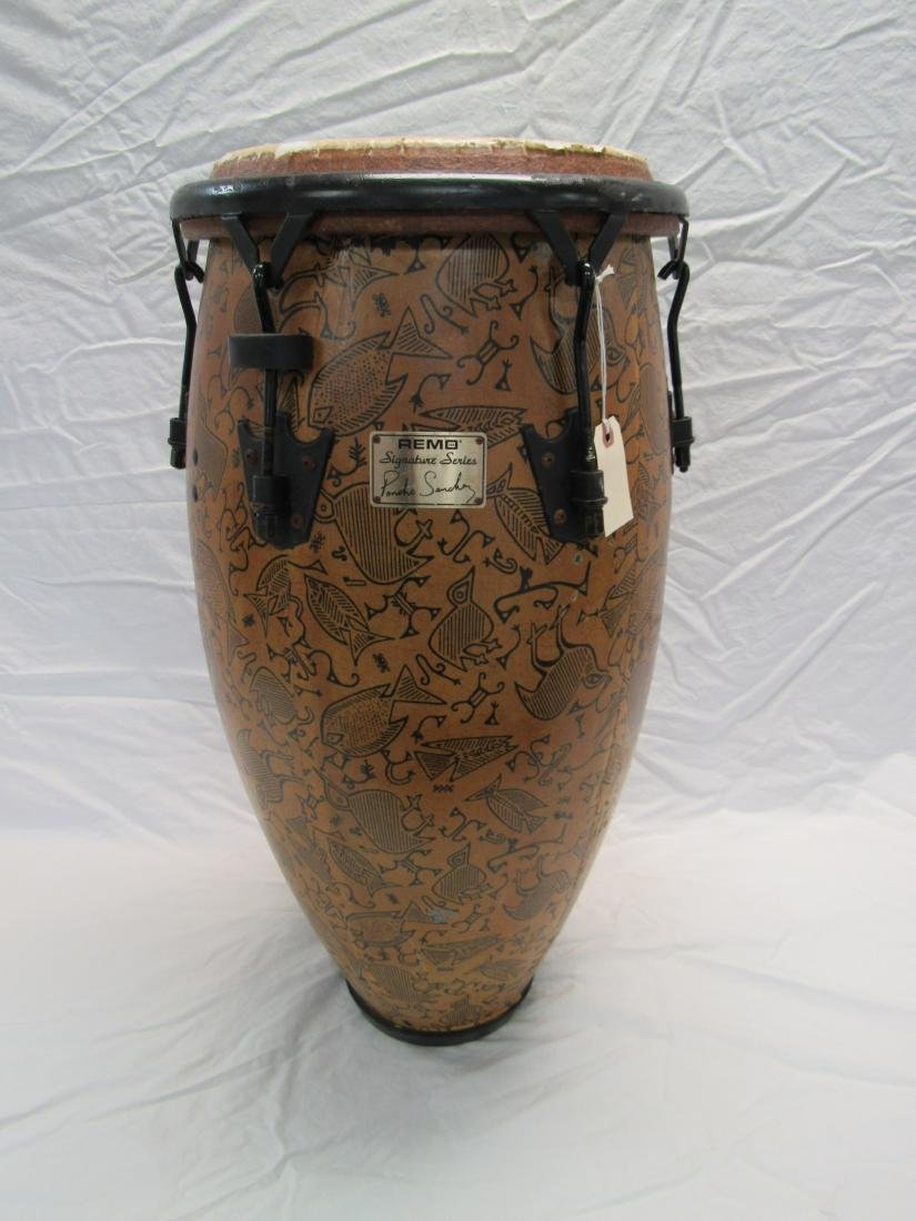 Remo Signature Series Poncho Sanchez Conga Drum