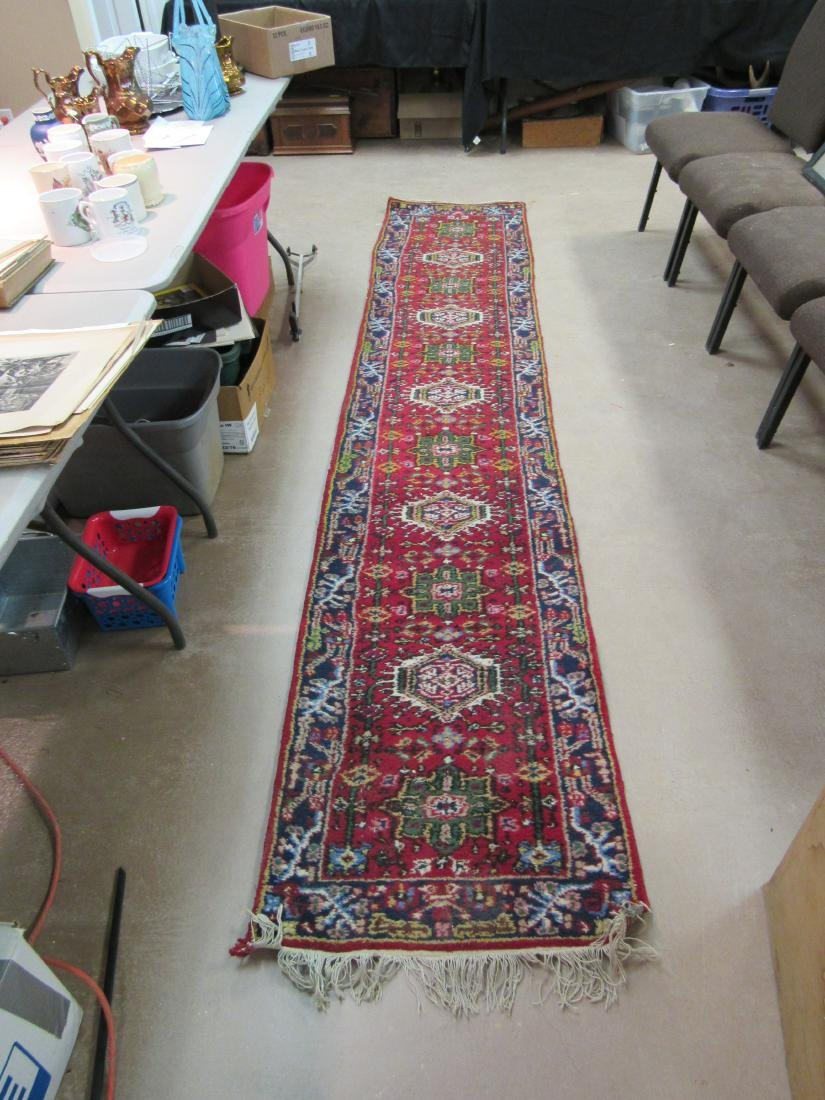 Persian Wool Runner