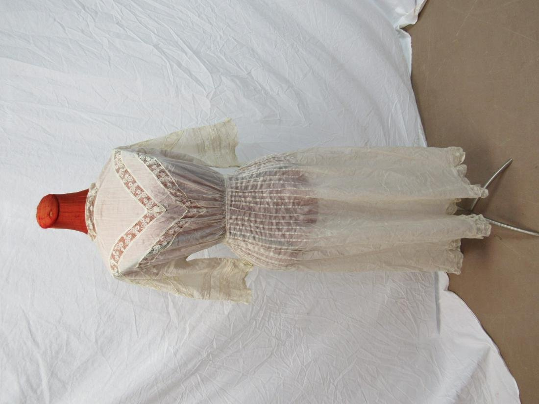 Wedding Dress Circa 1911