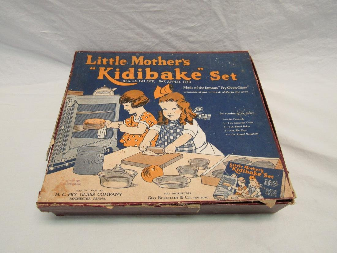 Little Mothers Kidibake Set