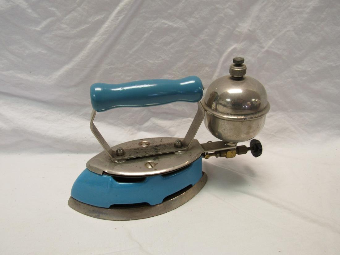 Vintage Coleman Steam Iron