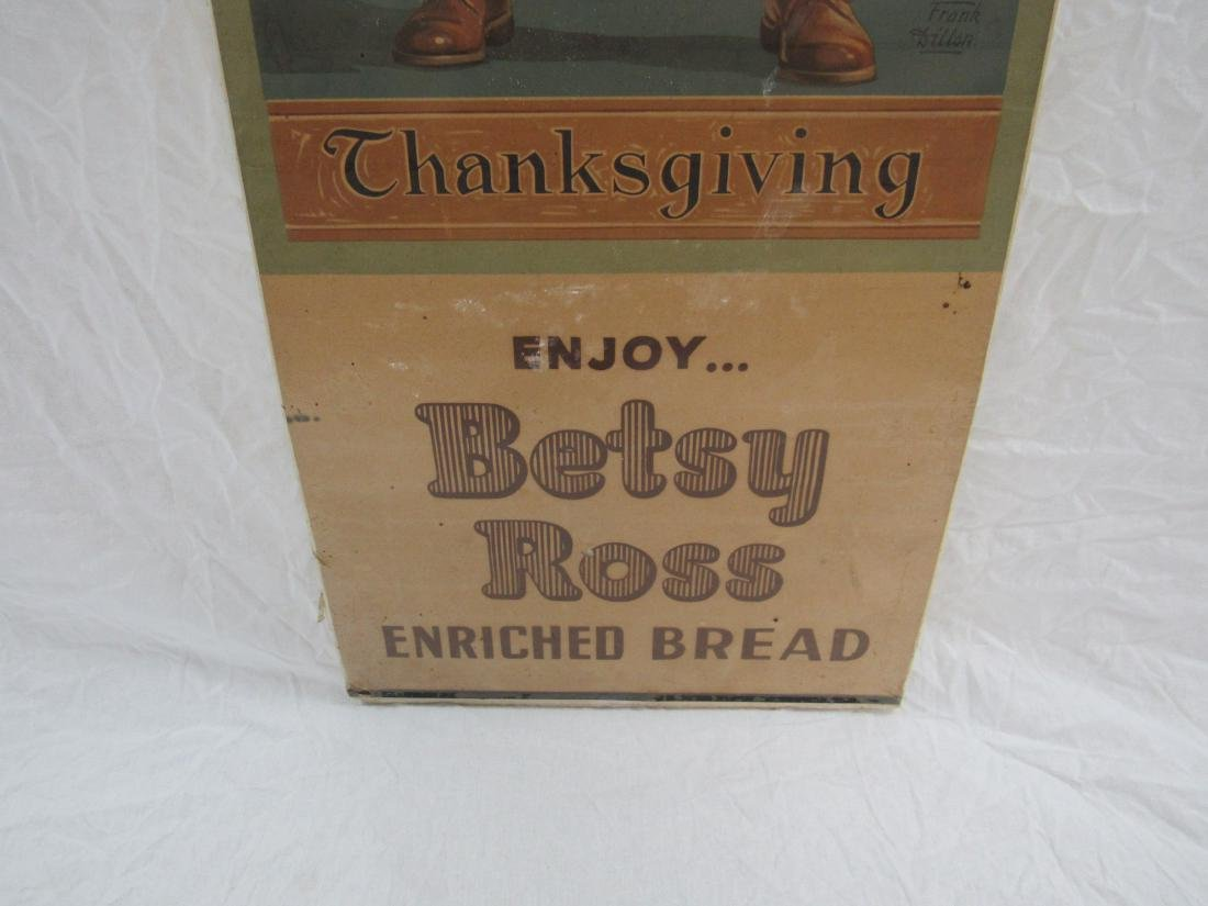 Betsy Ross Bread Paper Advertising - 4
