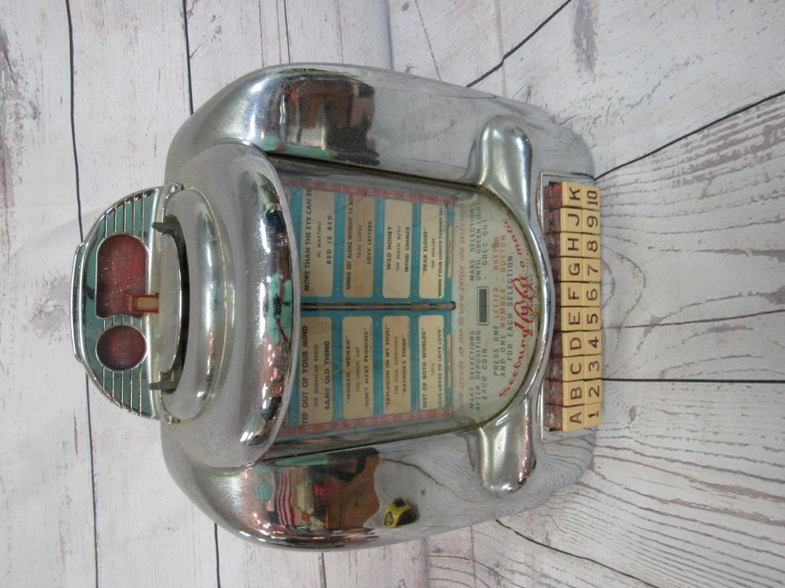 Seeburg Wall-O-Matic Juke Box