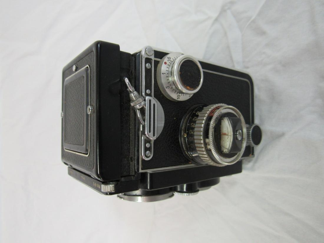 1950's German Rolle flex Camera - 2