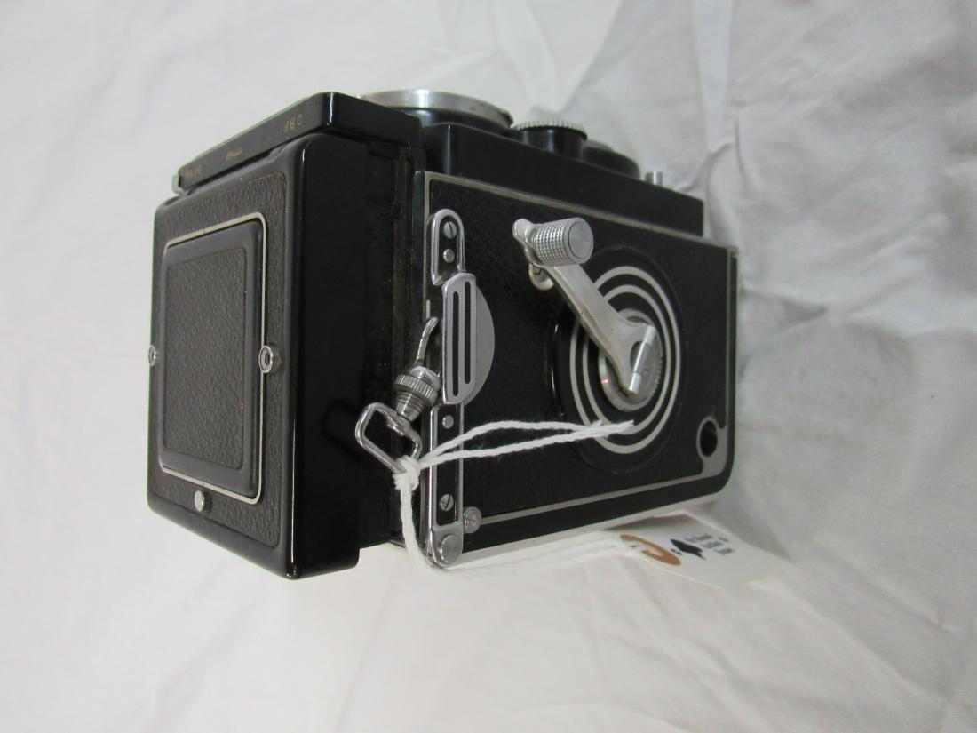 1950's German Rolle flex Camera - 4