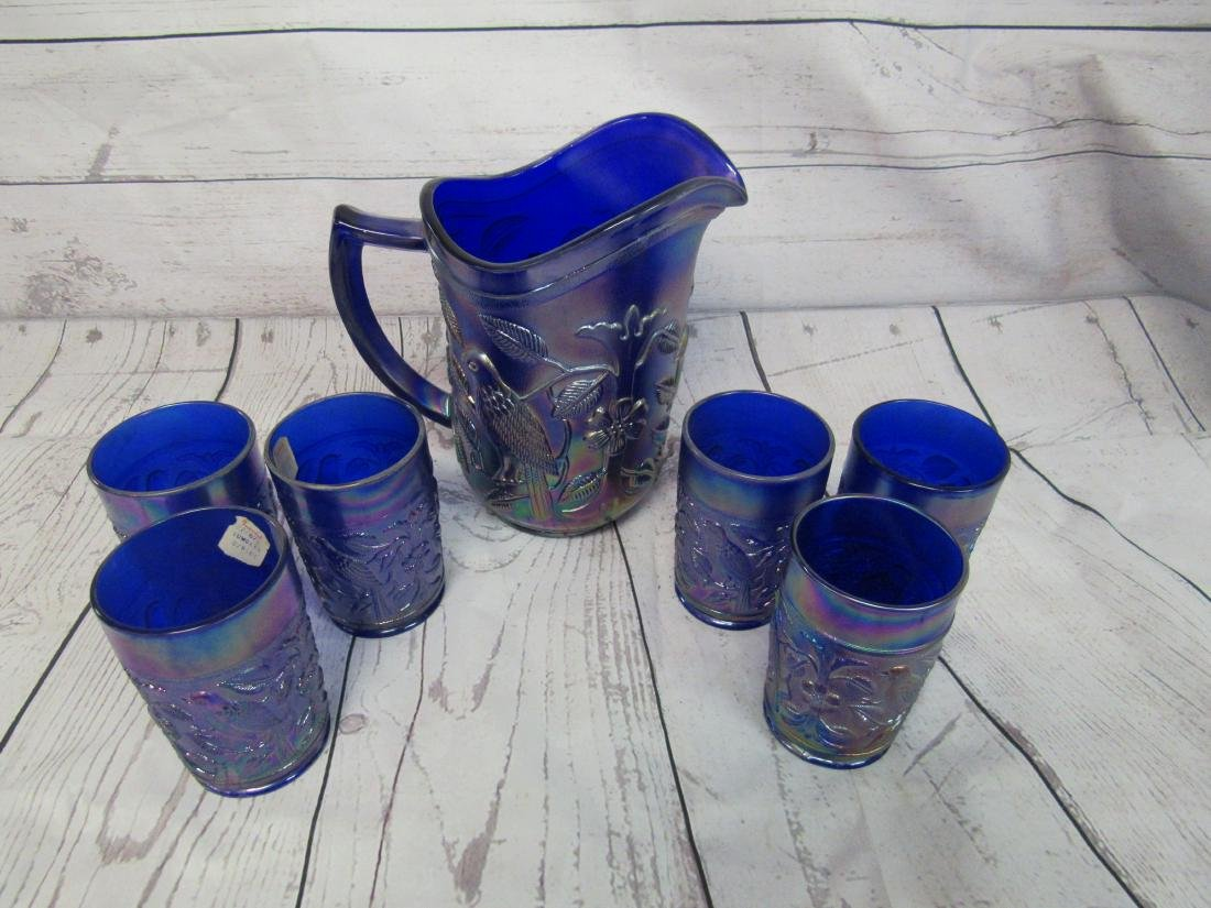 Imperial Robin Pitcher & Tumbler Set