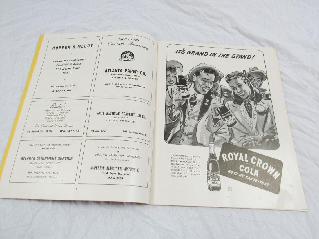 1948 6th Annual Shrine Circus Program - 5