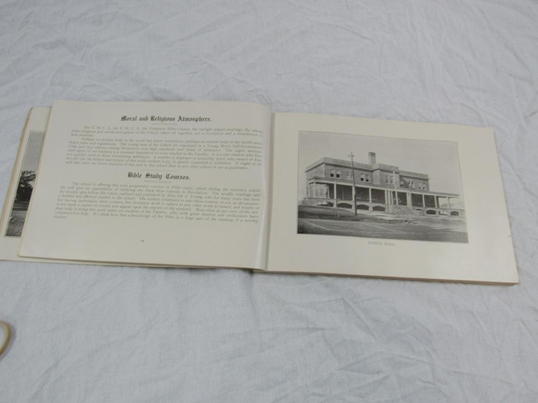 1909 UGA The State Normal School Booklet - 5