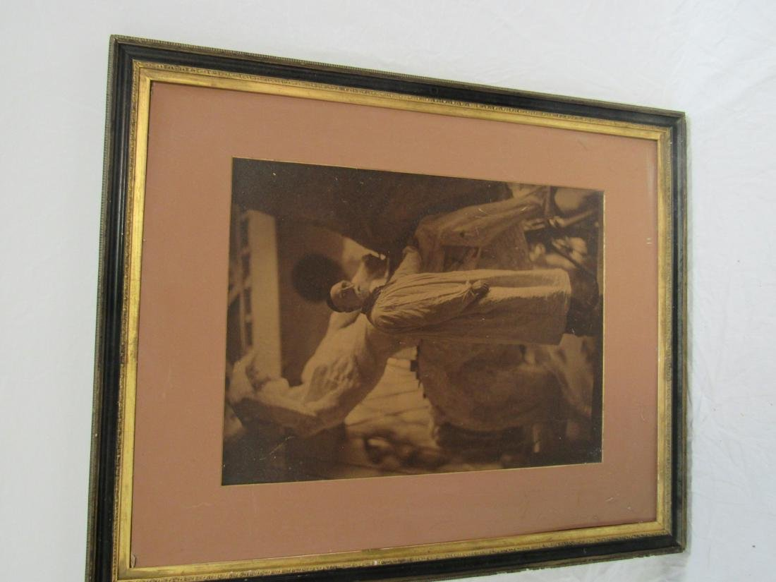 George Frederick Watts Signed Photo of GF Watts