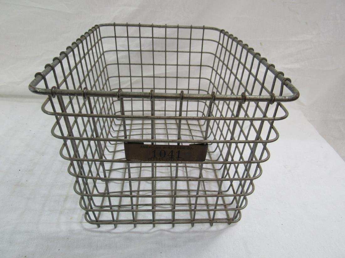 American Wire Form Basket