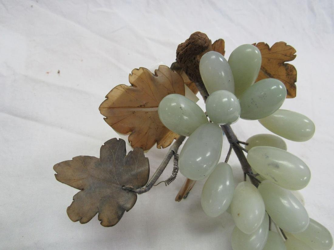 Mid-Century Jade Grapes - 2