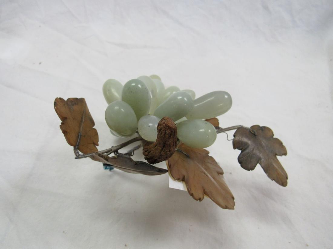 Mid-Century Jade Grapes - 3