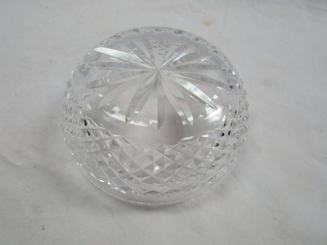 Waterford Crystal Bowl - 3