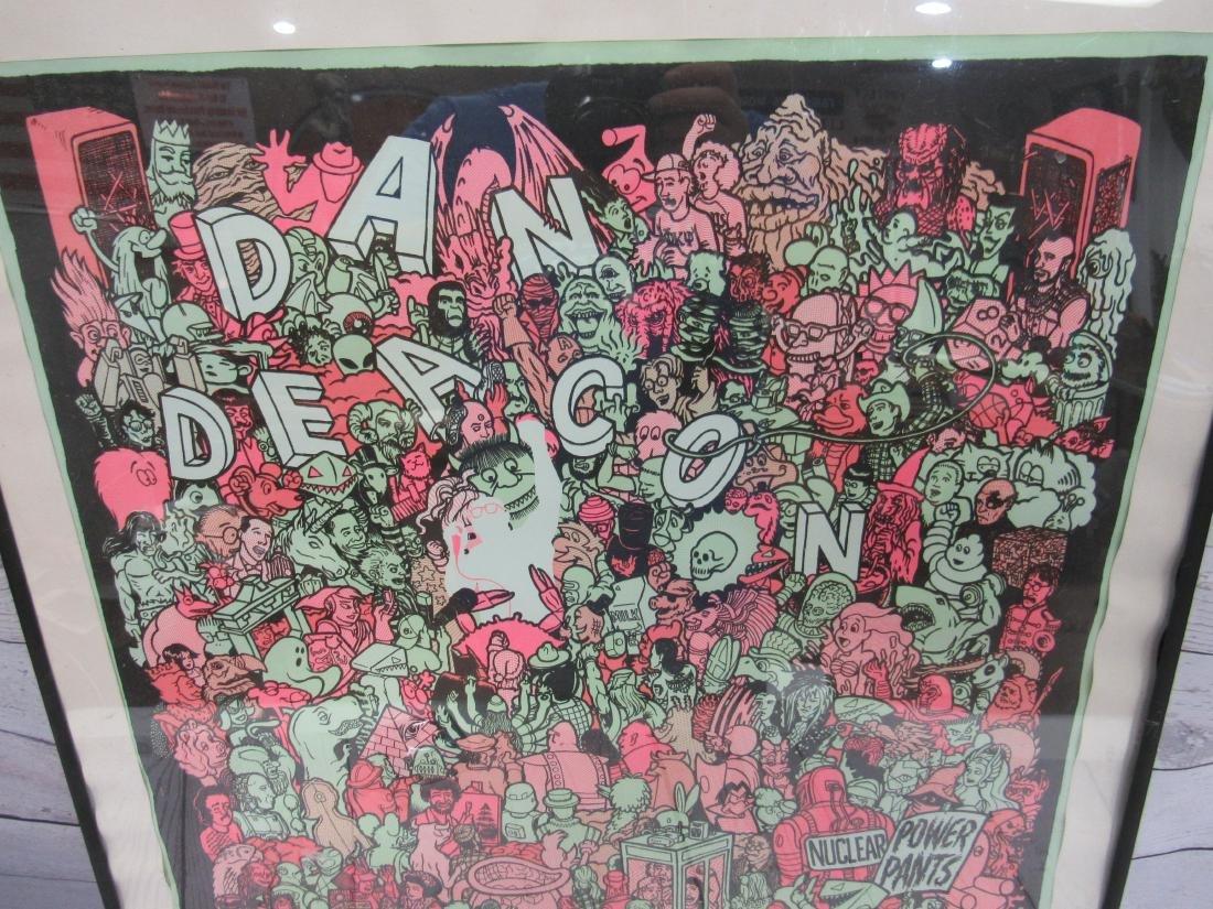 Dan Deacon Promotional Poster - 2