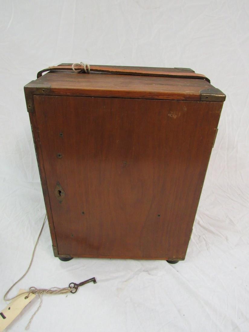 Handmade Folk Art Box