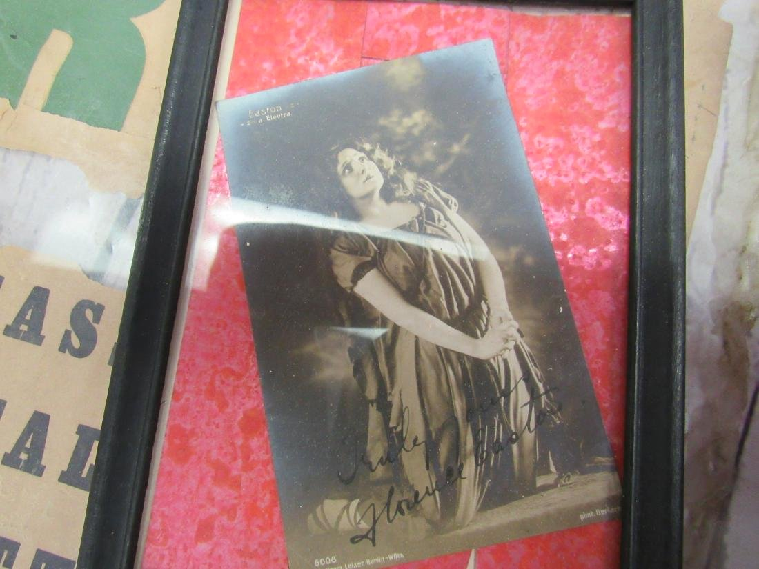Large Lot of Antique Opera Memorabilia - 4