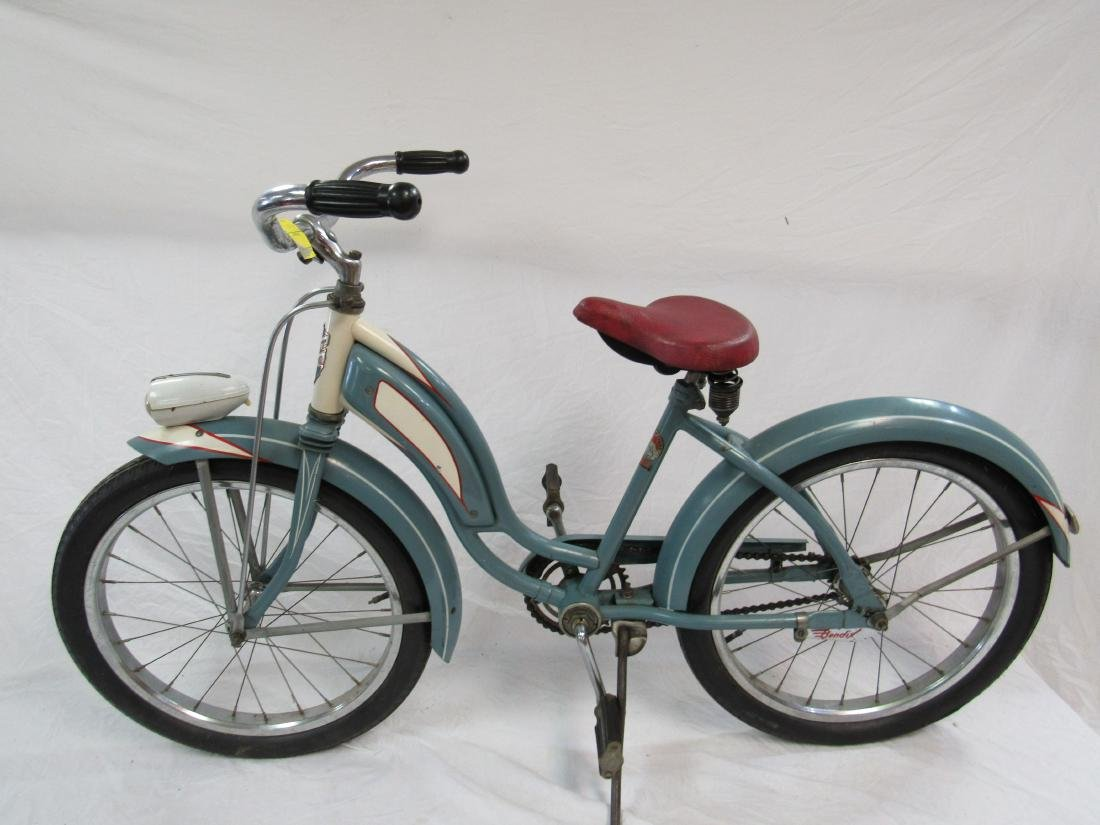 1961-1963 Fleet Wing Childs Bike - 5