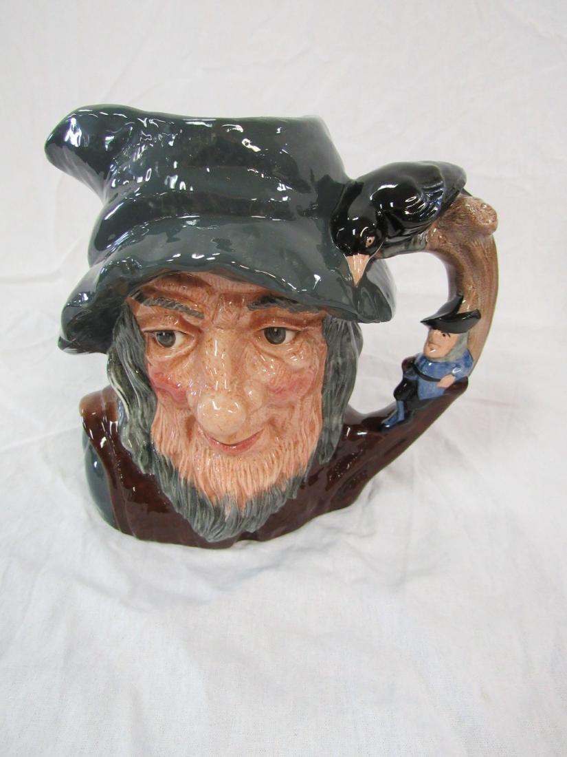 Royal Doulton Toby Mug, Rip Van Winkle