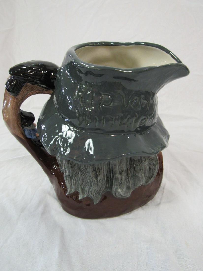 Royal Doulton Toby Mug, Rip Van Winkle - 2