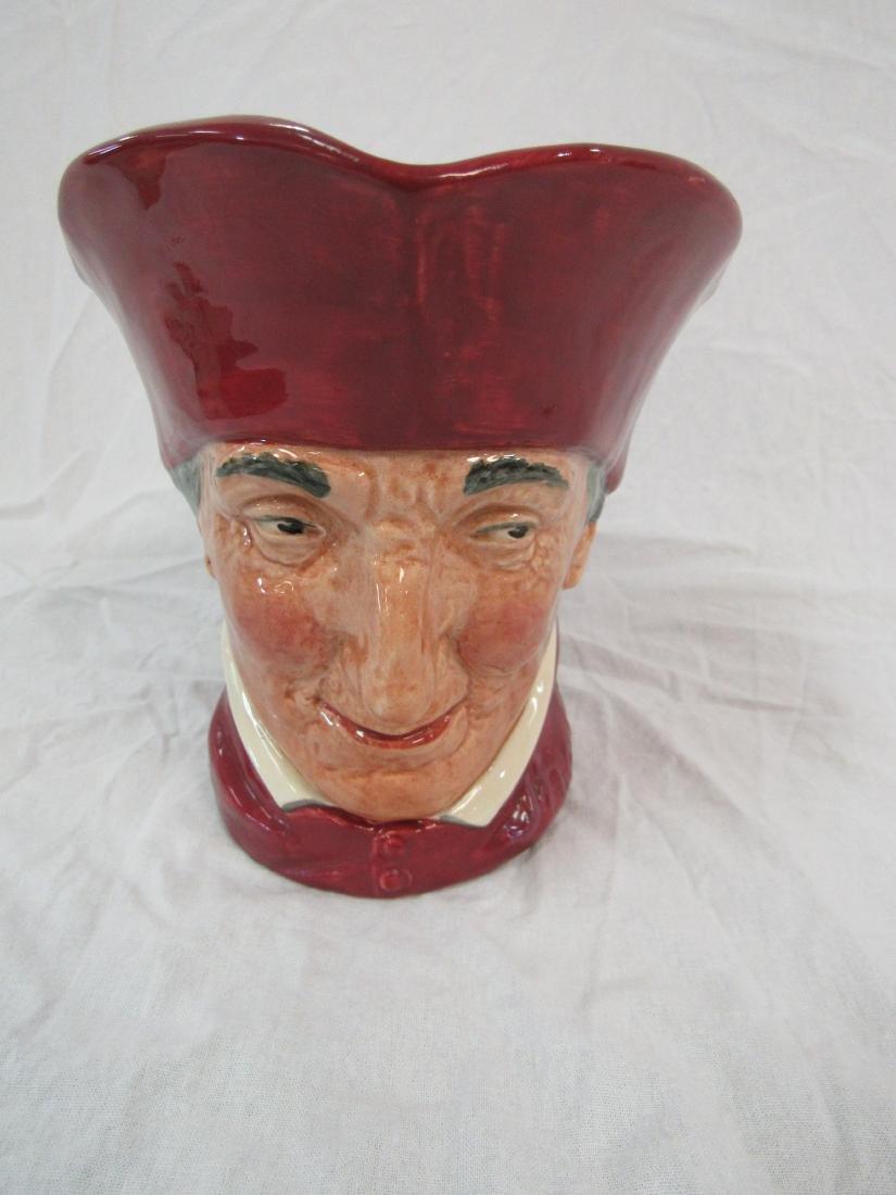 Royal Doulton Toby Mug, The Cardinal