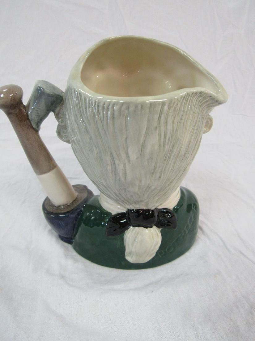 Royal Doulton Toby Mug, Apothecary - 2