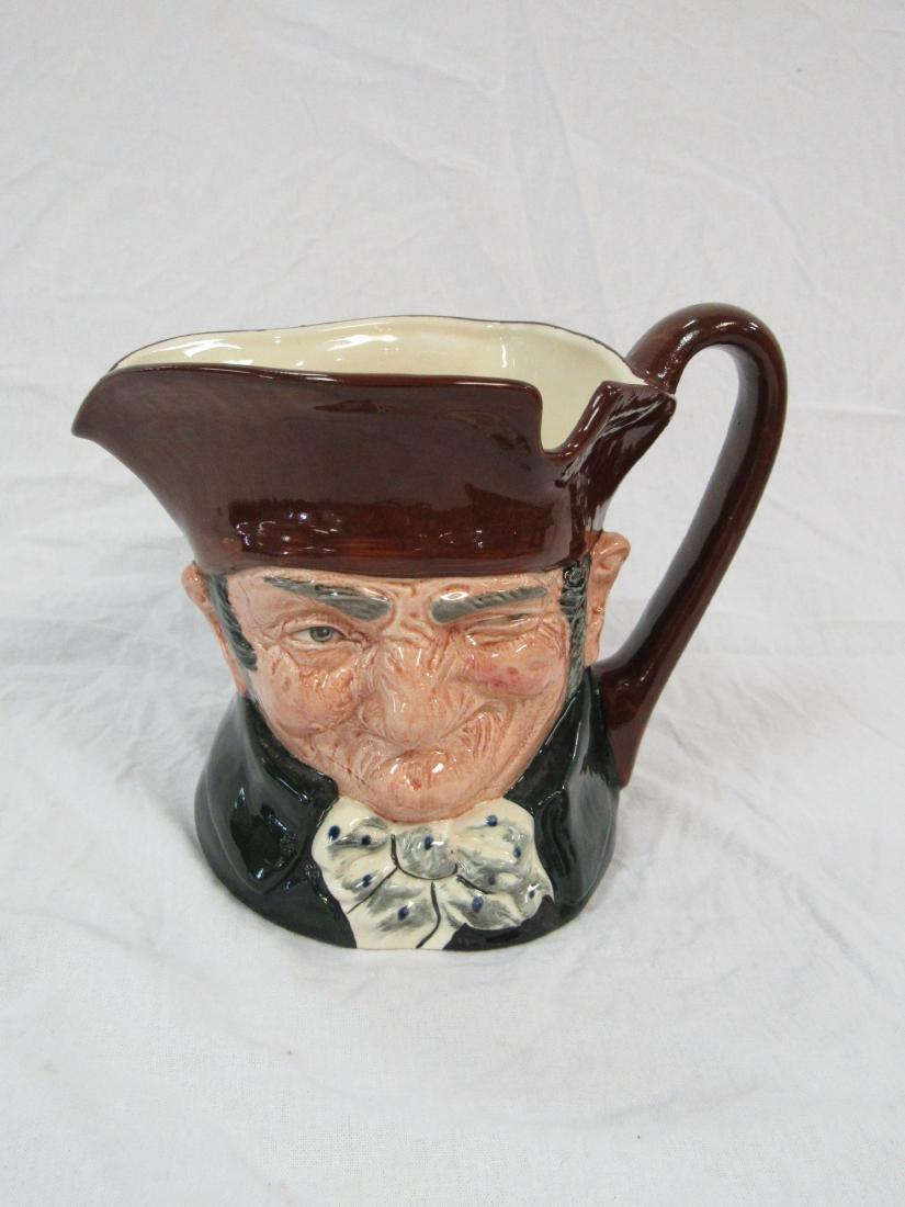 Royal Doulton Toby Mug, Old Charlie