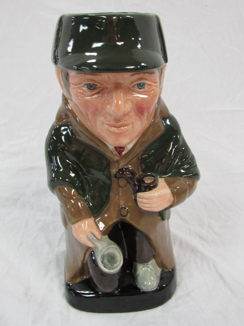 Royal Doulton Toby Mug, Sherlock Holmes