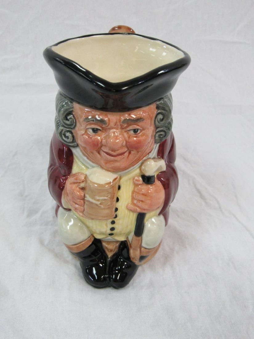 Royal Doulton Toby Mug, Jolly Toby