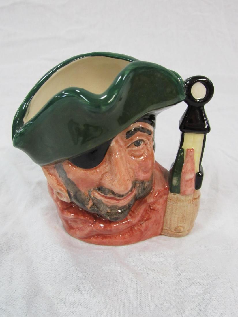 Royal Doulton Toby Mug, Smuggler