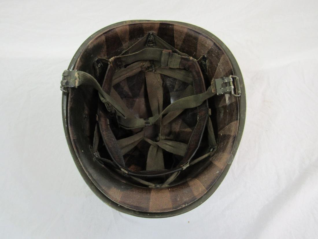 WWII US Army Helmet - 2