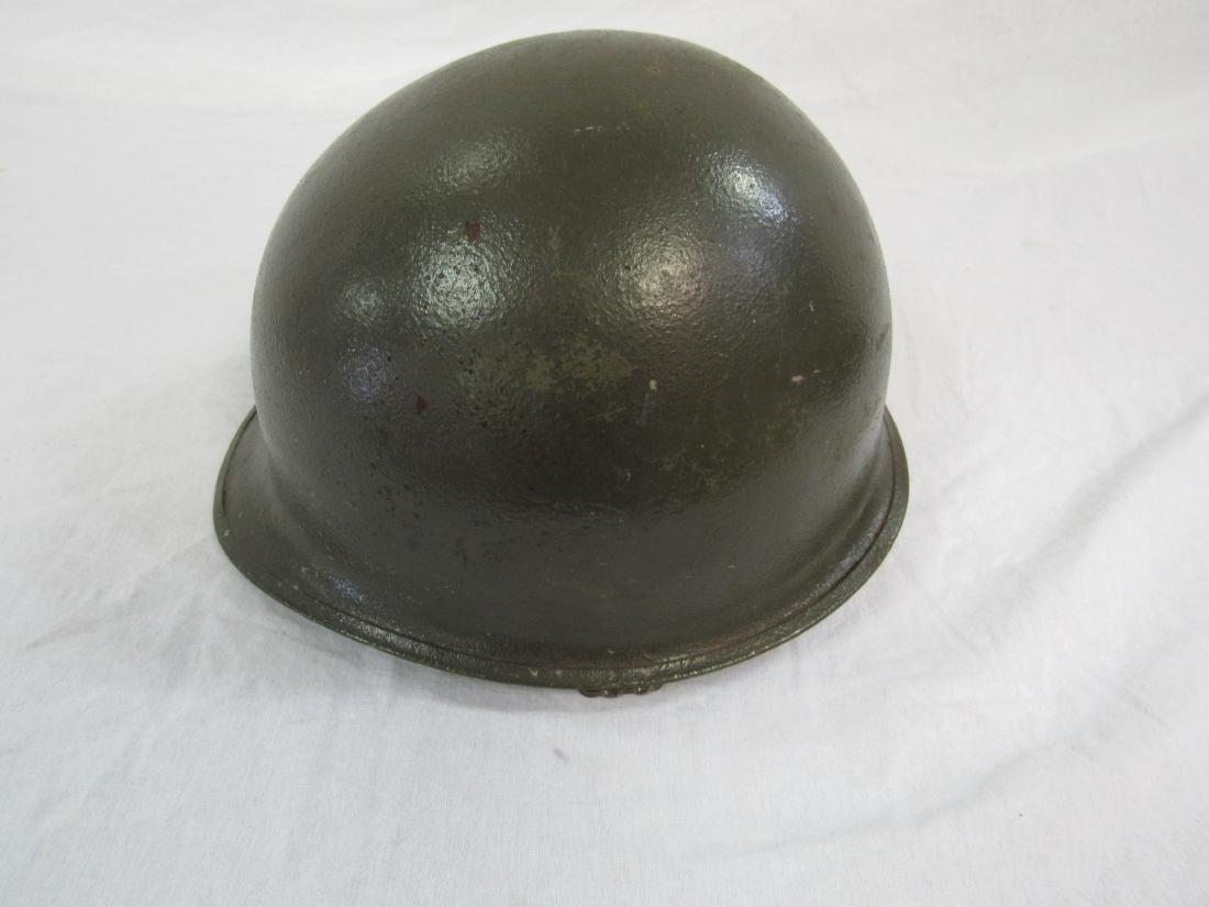 WWII US Army Helmet - 4