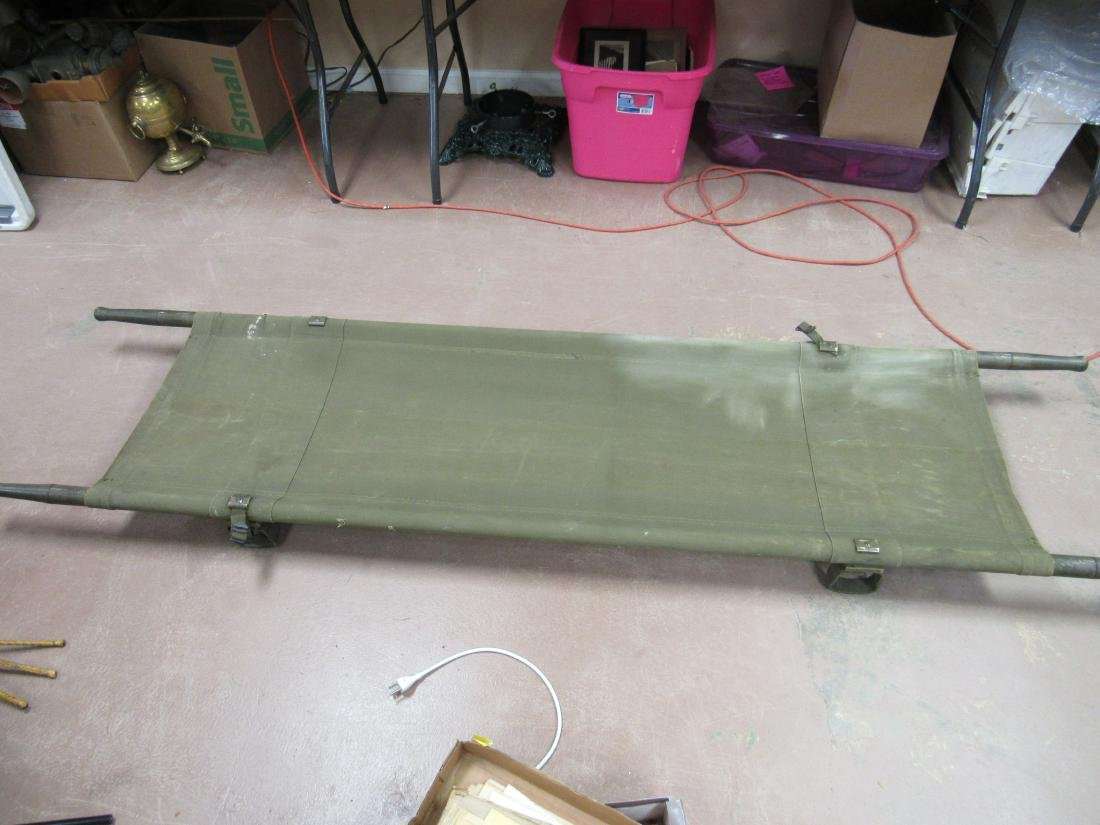 WWII Era US Army Stretcher