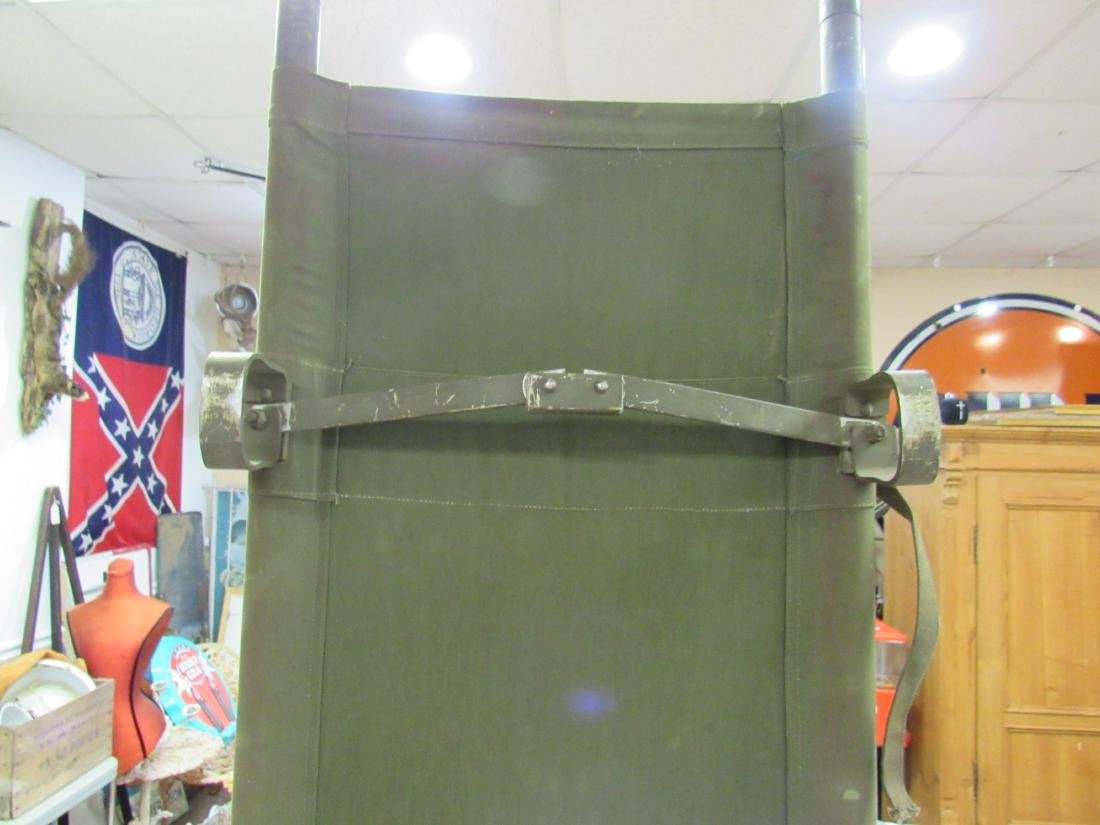 WWII Era US Army Stretcher - 5