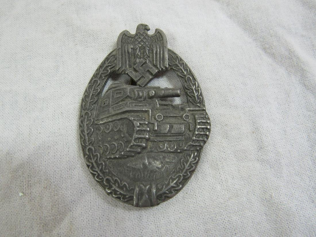 WWII Nazi German Tank Assault Badge