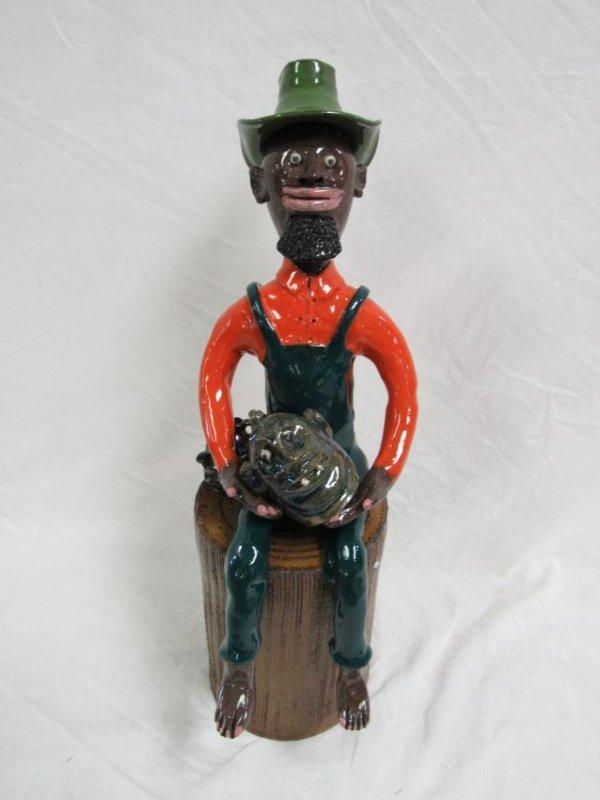 Southern Folk Art Marvin Bailey Black Americana