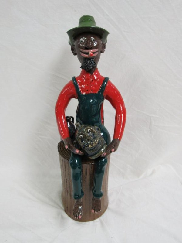 Southern Folk Art Marvin Bailey Black Americana