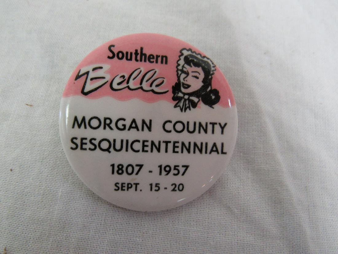 Lot of 3 Morgan County Georgia Memorbilia - 4