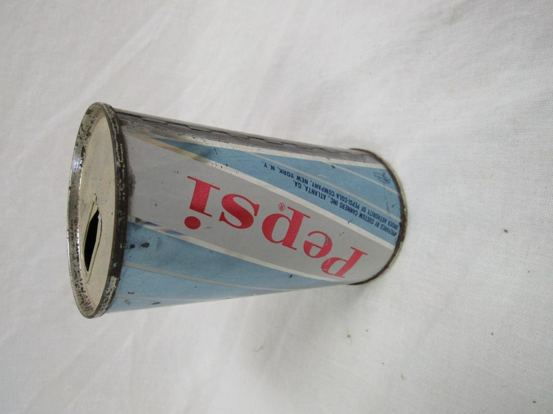 Vintage 1950's Pepsi Can - 2