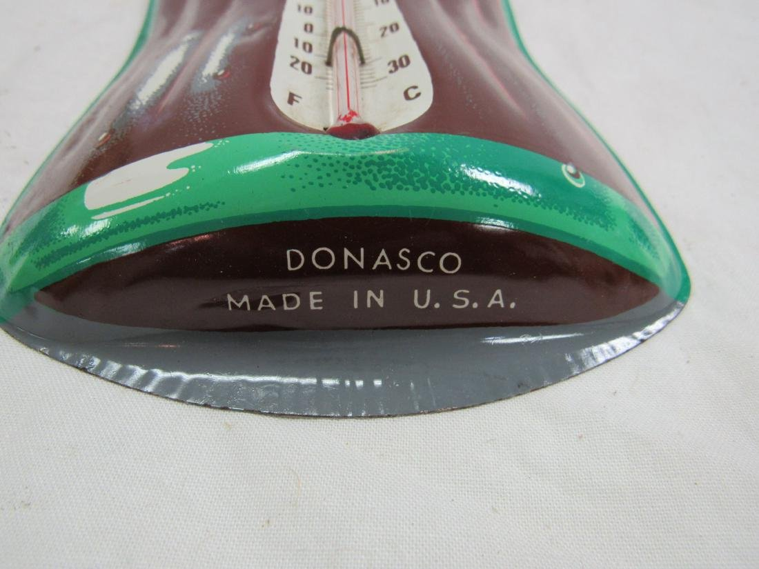 NOS Donasco Coke Bottle Thermometer - 2
