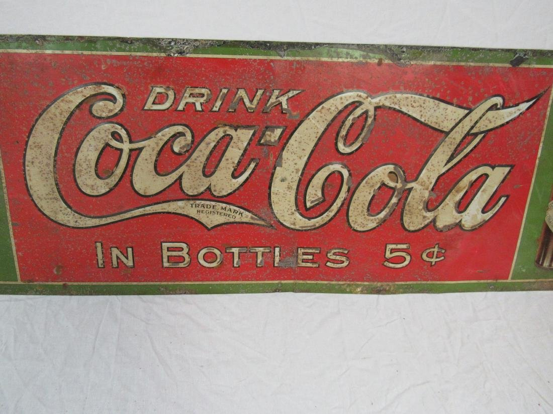1908 Coca-Cola Tin Tacker - 2