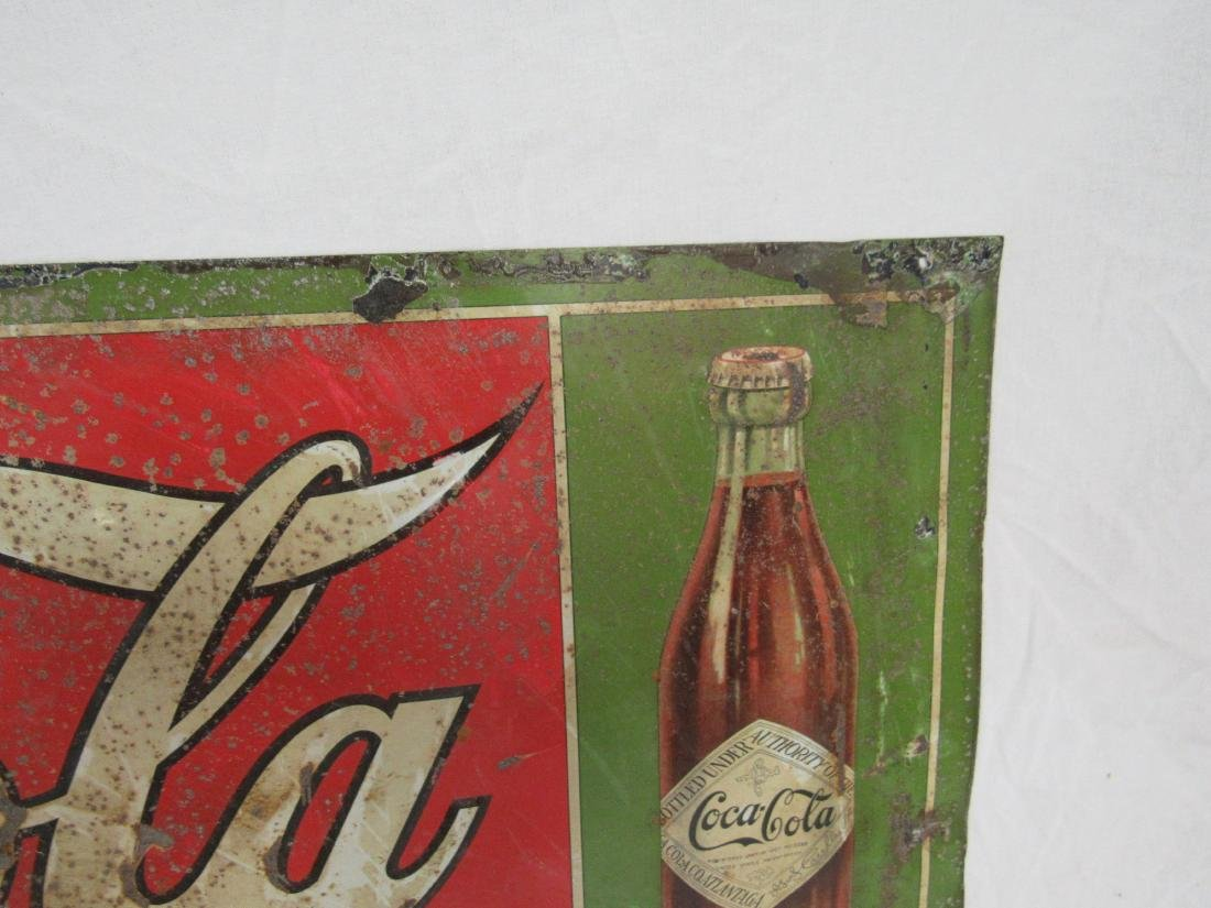 1908 Coca-Cola Tin Tacker - 5