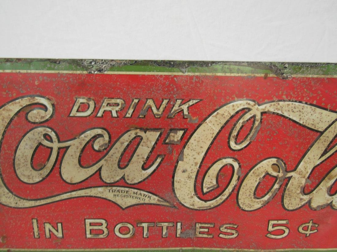 1908 Coca-Cola Tin Tacker - 6