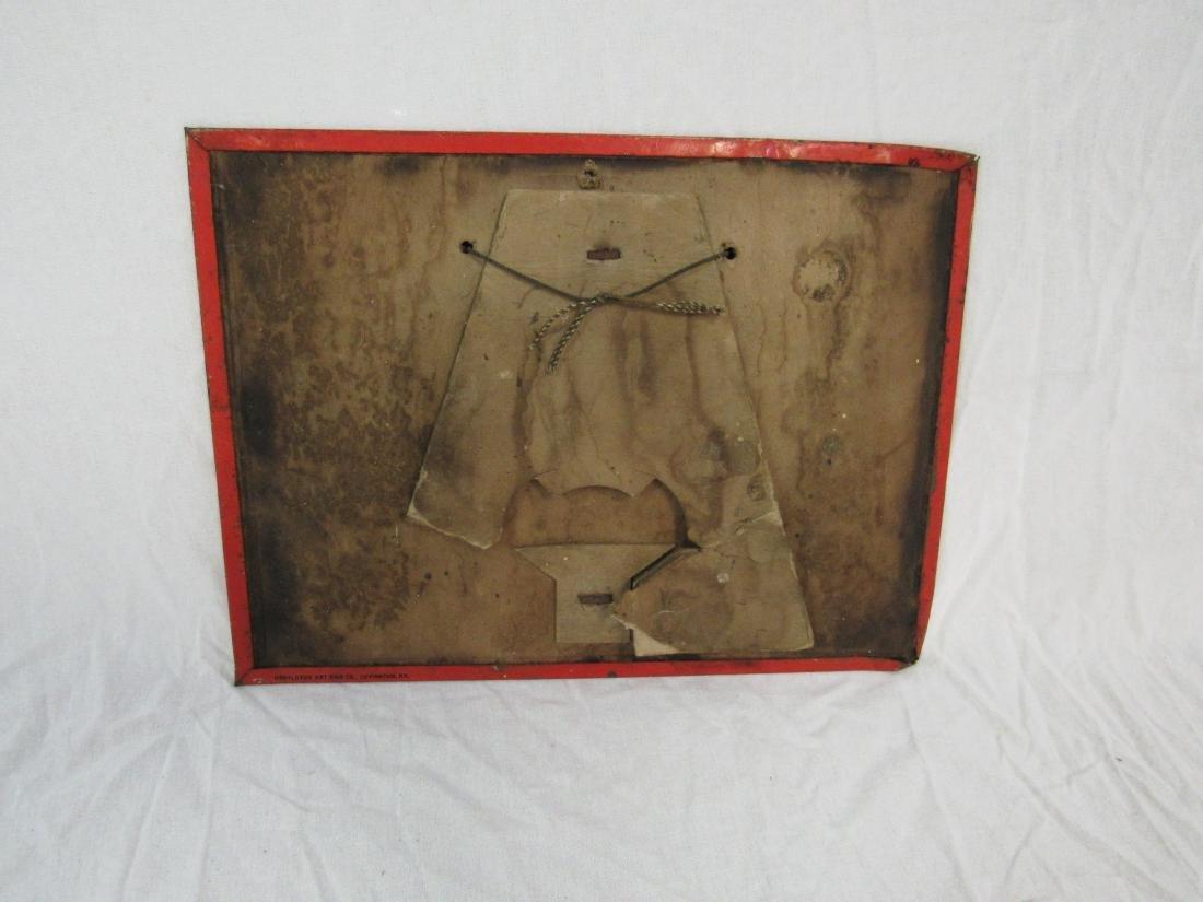Antique Buffalo Rock Gingerale Sign - 2
