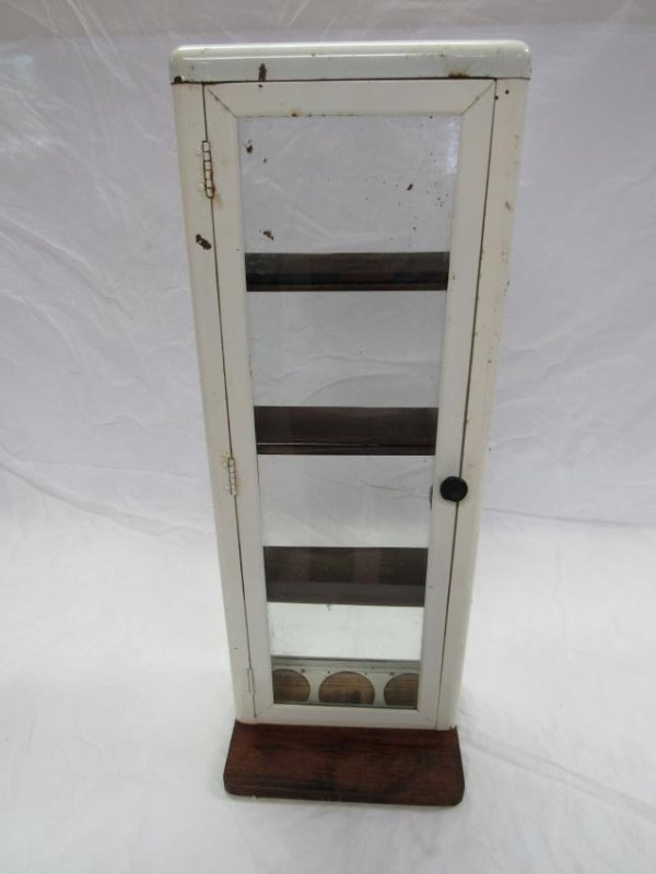 Antique Medical/ Dental Cabinet