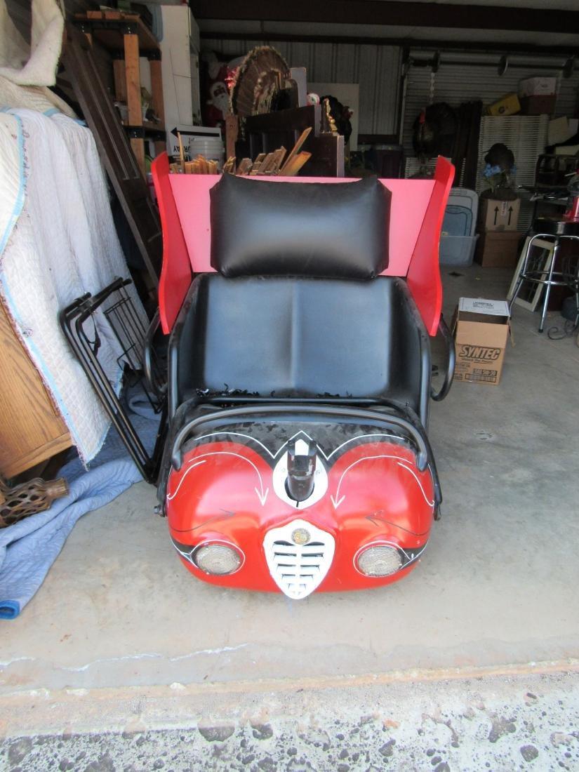 Vintage Carnival Ride Car