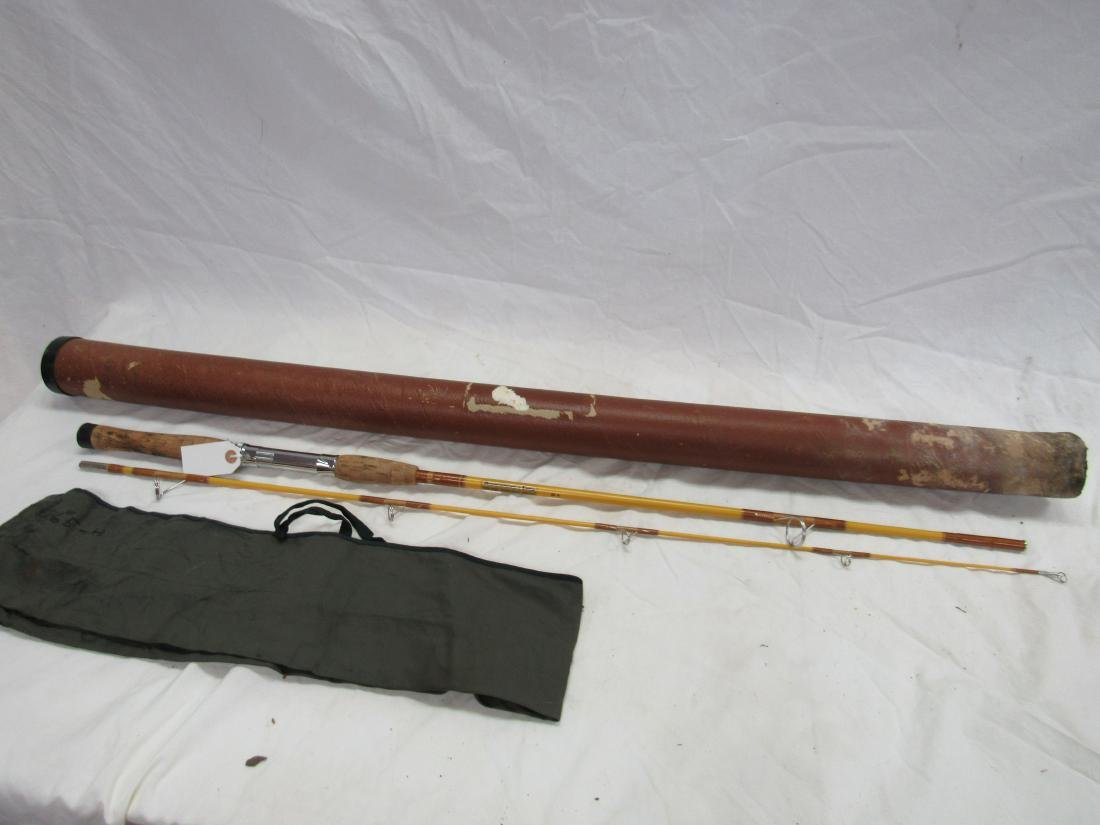 1950's Abercrombie and Fitch Fishing Rod