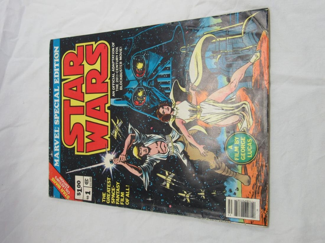 1977 Star Wars #1 Comic Book